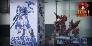 Dragon Momoko 1/100 MG Avalanche Exia Dash
