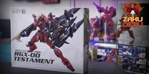 Dragon Momoko 1/100 MG Testament