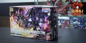 Bandai 1/144 HG The Origin MS-06R-1A Zaku II High Mobility Type (Gaia/Mash Use) #003