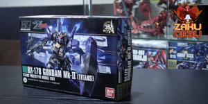 Bandai 1/144 HG UC RX-178 Gundam Mk-II (Titans) #194