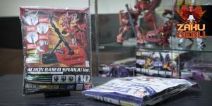 Bandai Action Base 1 – Sinanju Version