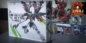 Dragon Momoko 1/100 MG XXXG-012D Deathscythe Hell TV Version