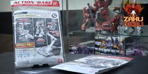 Bandai Action Base 5 – Clear