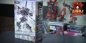 Bandai 1/100 NG Gundam Barbatos #01