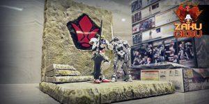 ThisPlay Tekkadan Mars Diorama with LED
