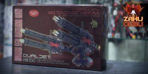 Dual Jet 1/100 MG 30mm LED Gatling Gun x4 (Compatible with MG Sazabi Ver Ka)