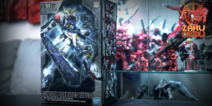 Bandai 1/100 Full Mechanics FM Gundam Barbatos Lupus #01
