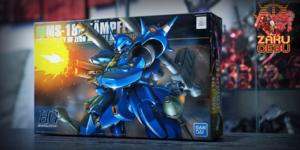 Bandai 1/144 HG UC MS-18E Kampfer #089
