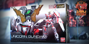 Bandai 1/144 RG #25 Unicorn Gundam