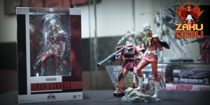 Megahouse 1/8 Gundam Guys Generation: Mobile Suit Gundam Char Aznable