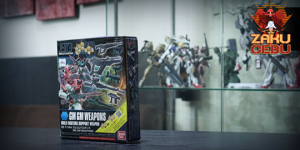 Bandai 1/144 HG BF GM/GM Weapons Add On #30