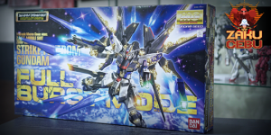 Bandai 1/100 MG Strike Freedom Gundam Full Burst Mode