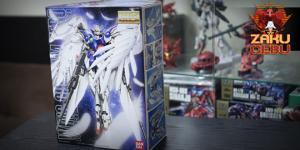 Bandai 1/100 MG XXXG-00W0 Wing Gundam Zero Custom