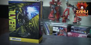 Play Arts Kai BL 1/8 Marvel Universe – Wolverine