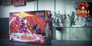 Bandai 1/144 HG UC GF13-050NSW Nobell Gundam (Berserker Mode) #129