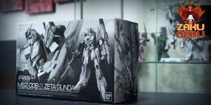 Premium Bandai 1/144 RG MSZ-006-3 Zeta Gundam