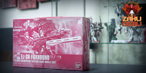 Premium Bandai 1/144 HG Ez-Sr Foxhound