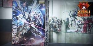 Bandai 1/100 MG ZGMF-X10A Freedom Gundam Ver. 2.0