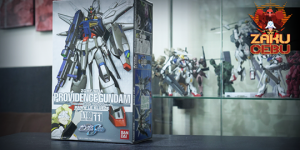Bandai 1/100 NG ZGMF-X13A Providence Gundam