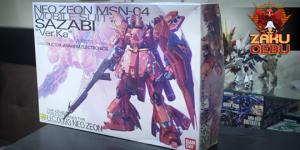 Bandai 1/100 MG MSN-04 Sazabi Ver Ka