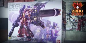 "Bandai 1/100 MG MS-06R Zaku II High Mobility Type ""Psycho Zaku"" [Gundam Thunderbolt] Ver Ka"