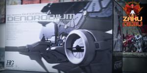 Bandai 1/144 HG UC Gundam GP03 Dendrobium #028