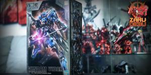 Bandai 1/100 Full Mechanics FM Gundam Vidar #02