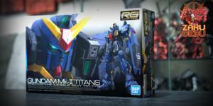 Bandai 1/144 RG Gundam MK-II Titans #07