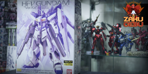 Bandai 1/100 MG Hi-V Gundam Ver Ka with Premium Decals