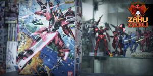 Bandai 1/100 MG Infinite Justice Gundam