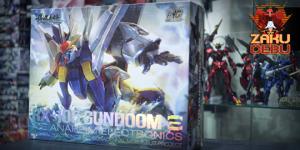 Model Comprehend HG/MG RX-105 Gundoom