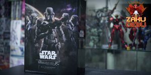 Play Arts Kai BL 1/8 Star Wars – No. 3 Stormtrooper