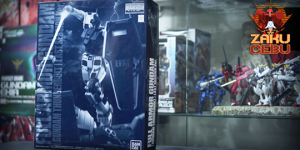 Premium Bandai 1/100 MG Full Armor Gundam [Gundam Thunderbolt] Last Session Ver.