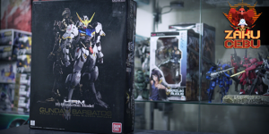 Bandai 1/100 Hi-Resolution Model HiRM Gundam Barbatos
