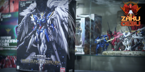 Bandai 1/100 Hi-Resolution Model HiRM Wing Gundam Zero EW