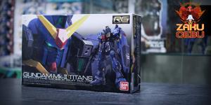 Bandai 1/144 RG #07 Gundam MK-II Titans