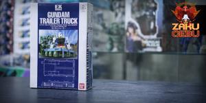 Bandai 1/144 HG EX Model #01 Gundam Trailer Truck