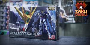 Bandai 1/144 RG #17 Wing Gundam Zero EW