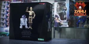 Kotobukiya Star Wars C-3PO & R2-D2 Artfx+ Statue