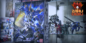 Daban Model 1/100 MG Astray Blue Frame D
