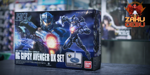 Bandai HG Gipsy Avenger DX Set – Pacific Rim: Uprising