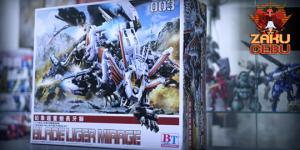 BT 1/72 Zoids – Blade Liger Mirage
