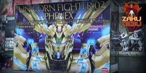 Daban Model 1/60 PG RX-0 [P] Unicorn Fighter 03 Phenex