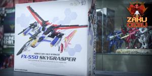 Dragon Momoko 1/100 MG FX-550 Skygrasper