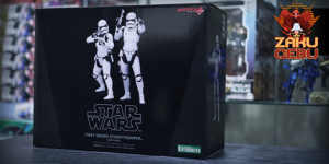 Kotobukiya Star Wars First Order Stormtrooper Two Pack