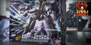 Bandai 1/72 Macross – VF-25S Armored Messiah Valkyrie – Ozma Custom
