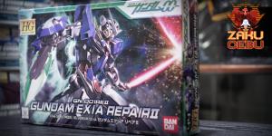 Bandai 1/144 HG Gundam Exia Repairs II