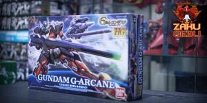 Bandai 1/144 HG R in G Gundam G-Arcane #04