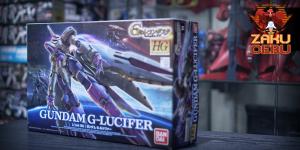 Bandai 1/144 HG R in G Gundam G-Lucifer #11