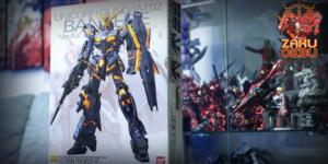 Bandai 1/100 MG RX-0 Unicorn Gundam 02 Banshee Ver Ka